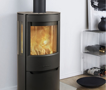 Wiking Wood Burning Stoves, the Luma 3 Stove